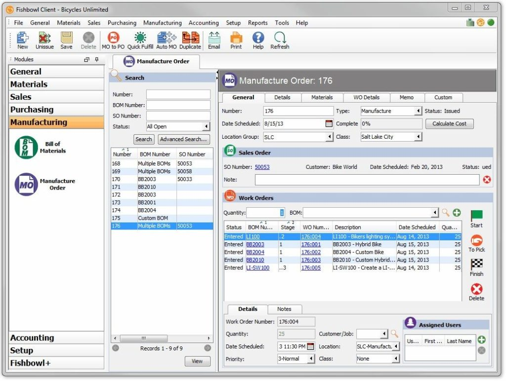 Top 5 Manufacturing Production Software for Small Business