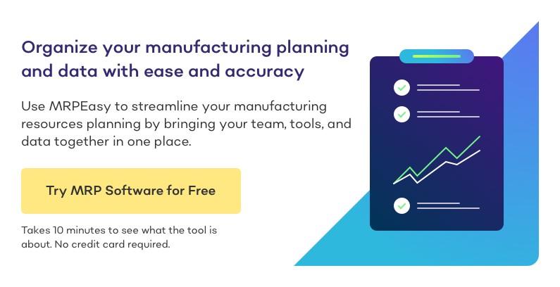 Discrete Manufacturing vs  Process Manufacturing - MRPeasy
