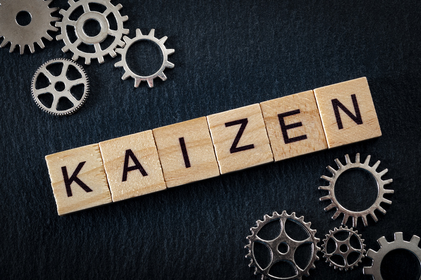 Kaizen and improving manufacturing