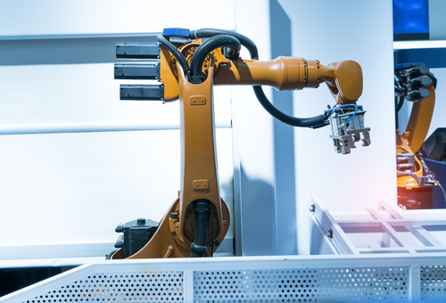 Robotic-and-Automation-system-in-manufacturing