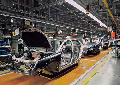 car-production-line