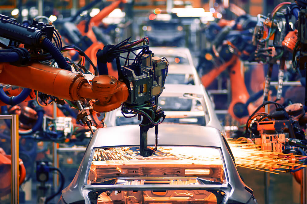 Car-manufacturing-arm-of-a-production-line