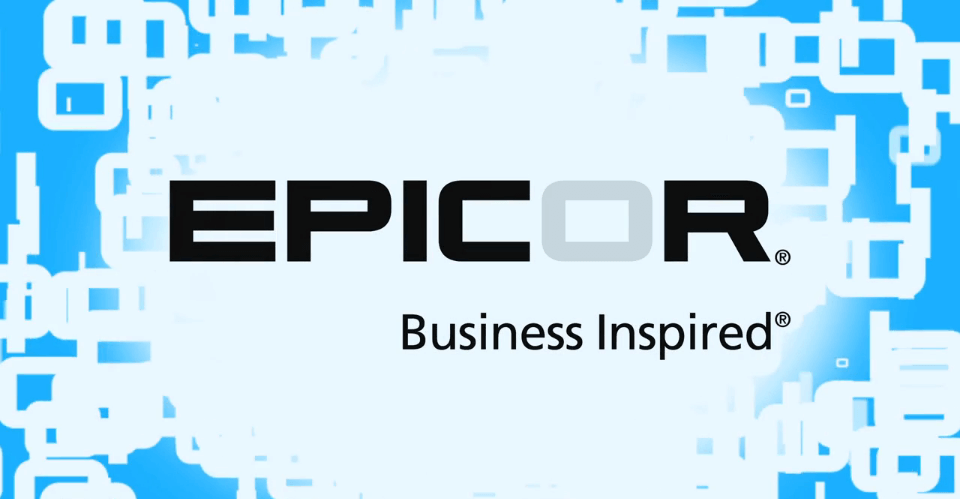 Manufacturing ERP system Epicor