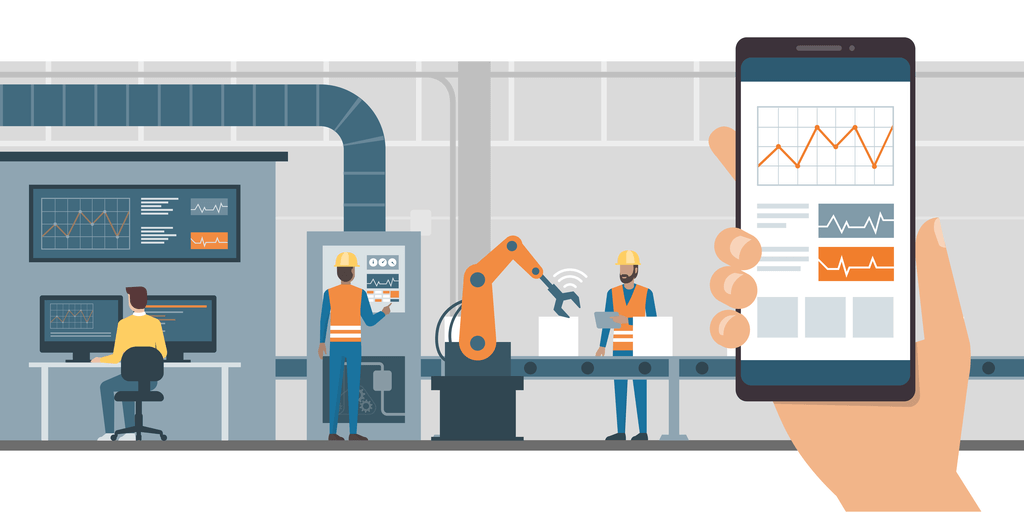 smarte-Fabrik